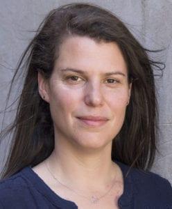 Anna Kaplan NMF recipient