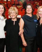 Jo Bladen, Natalie Miller AO, Sue Maslin and Sandra Sdraulig