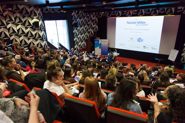 NMF Brilliant Careers Leadership Conference