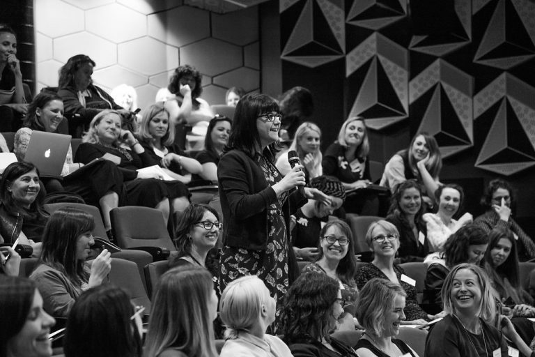 Gabrielle Oldaker, NMF Brilliant Careers Leadership Conference