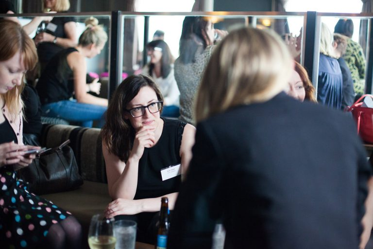 Networking Drinks at NMF Brilliant Careers Leadership Conference 2017
