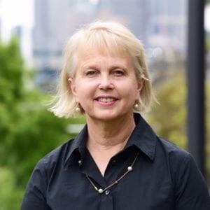 Keynote speaker, Peggy O'Neal