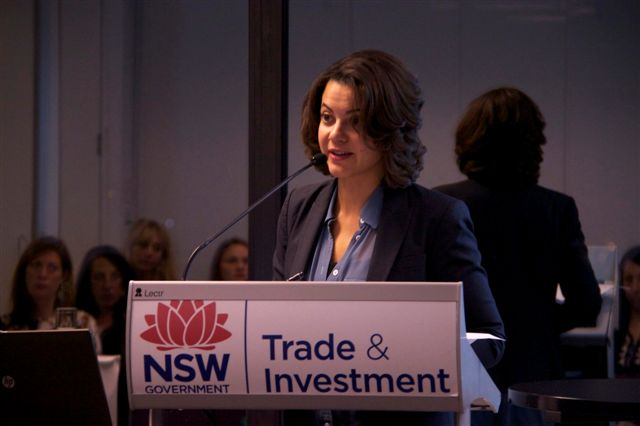 RachelOkine, NMF recipient 2012